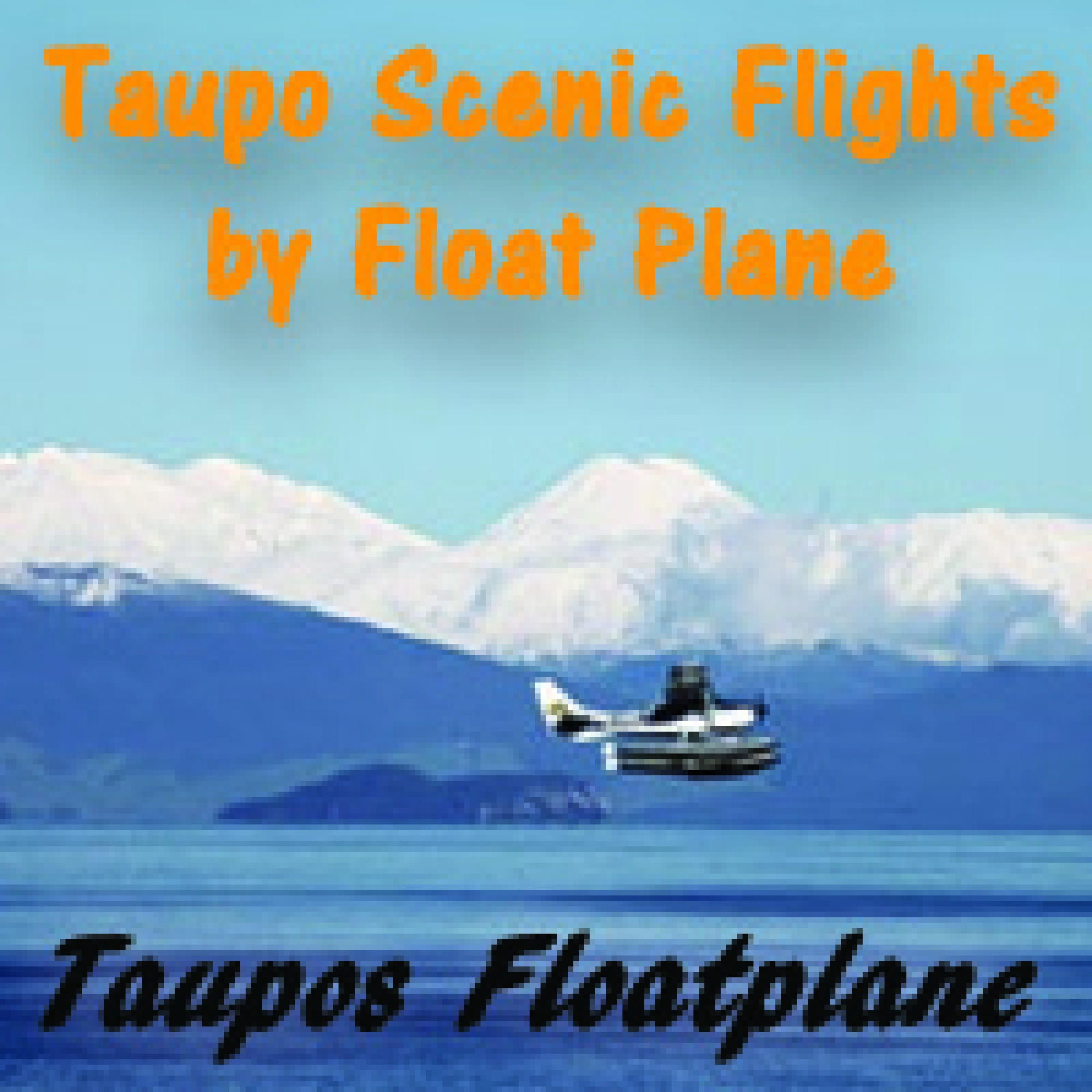 Taupos Float Plane
